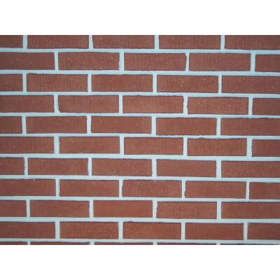 Z-Brick Inca 2-1/4 In. x 8 In. Red Facing Brick