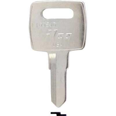 ILCO John Deere Nickel Plated Tractor Key, (10-Pack)