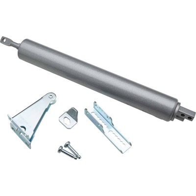 National Aluminum Medium Duty Pneumatic Screen Door Closer