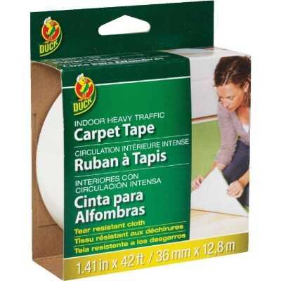 Duck Heavy Traffic 1.5 In. x 42 Ft. Indoor Carpet Tape