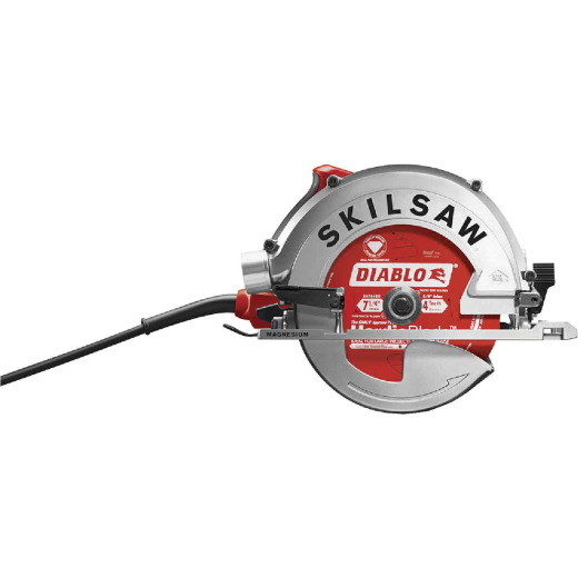 SKILSAW Sidewinder 7-1/4 In. 15-Amp Circular Saw for Fiber Cement