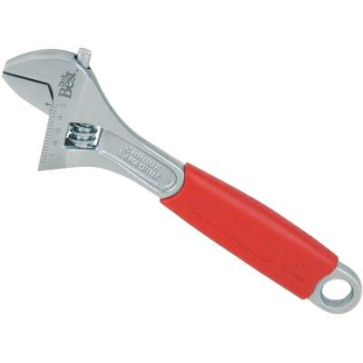 Do it Best 8 In. Adjustable Wrench