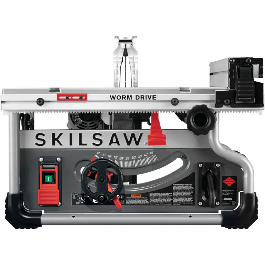 SKILSAW 15-Amp 8-1/4 In. Portable Worm Drive Table Saw