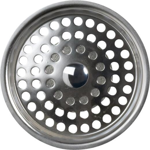 Kohler Duostrainer Basket Strainer Cup in Chrome