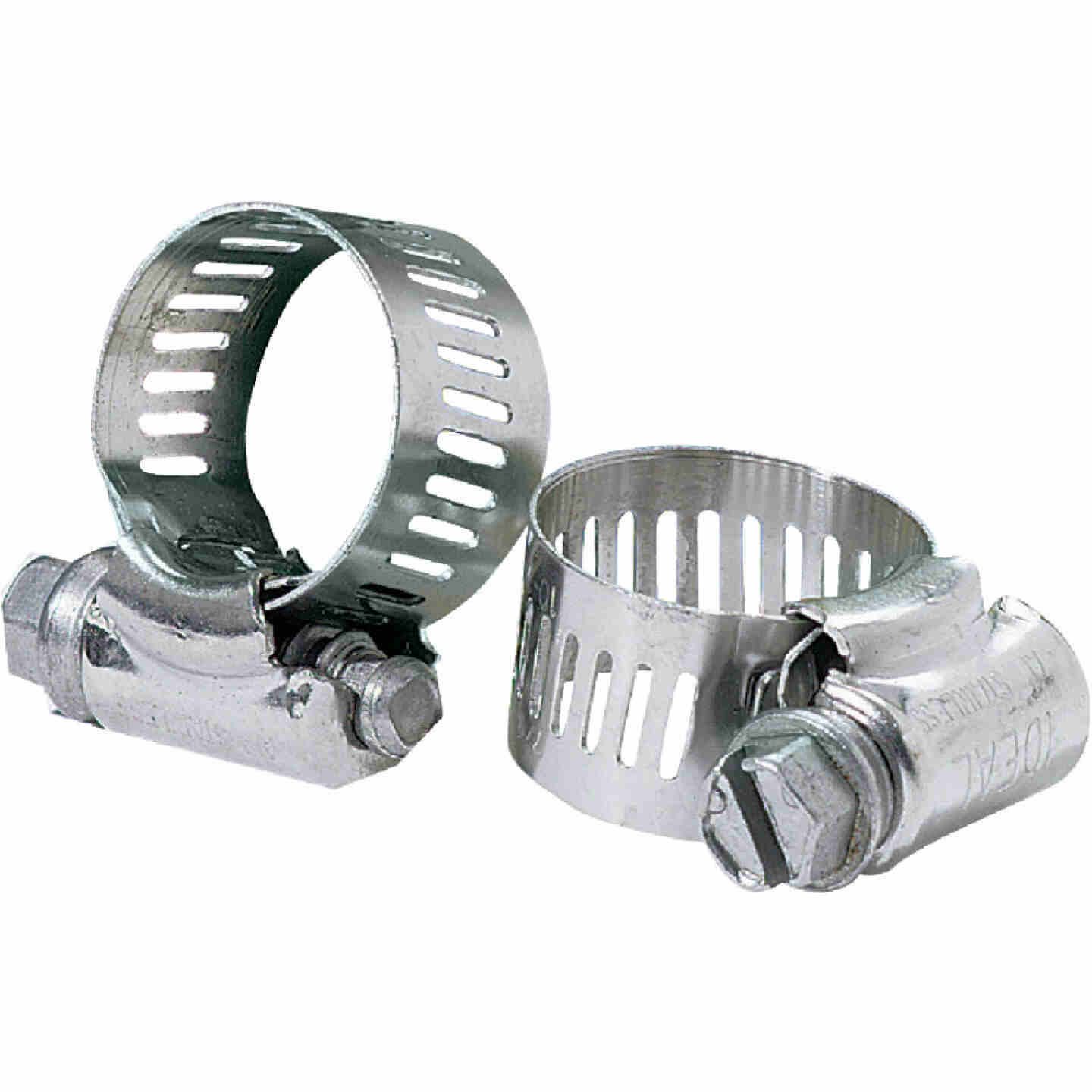 Ideal 3-1/2 In. - 5-1/2 In. 67 All Stainless Steel Hose Clamp Image 1