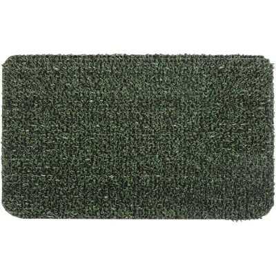 GrassWorx Clean Machine Classic Evergreen 24 In. x 35.5 In. AstroTurf Door Mat
