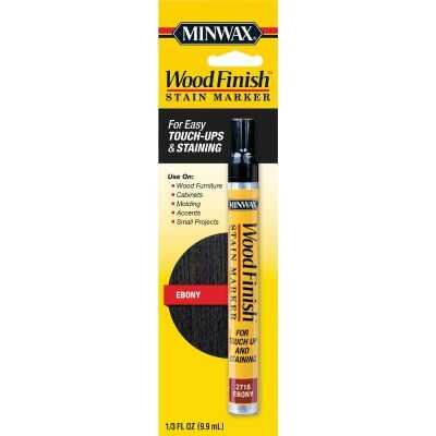Minwax Wood Finish Ebony Stain Marker