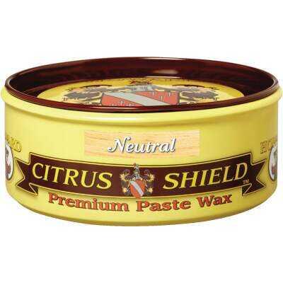 Howard Citrus-Shield 11 Oz. Paste Wax