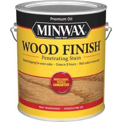 Minwax Wood Finish VOC Penetrating Stain, Ipswich Pine, 1 Gal.
