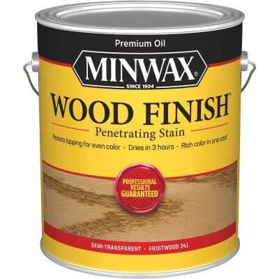 Minwax Wood Finish VOC Penetrating Stain, Fruitwood, 1 Gal.